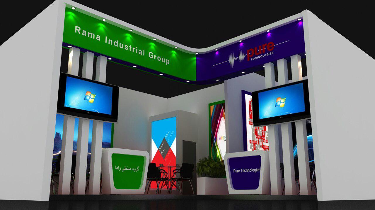 شرکت های غرفه ساز نمایشگاه بین المللی