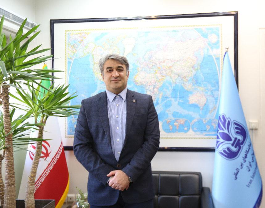 پیام نوروزی مدیر عامل شرکت نمایشگاه های بین المللی ایران